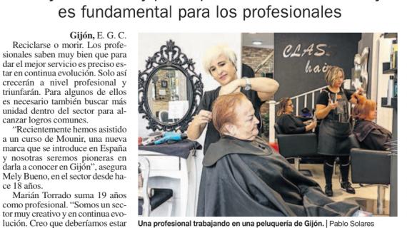 Festividad de los Peluqueros – Class Hair – Peluqueros Gijón