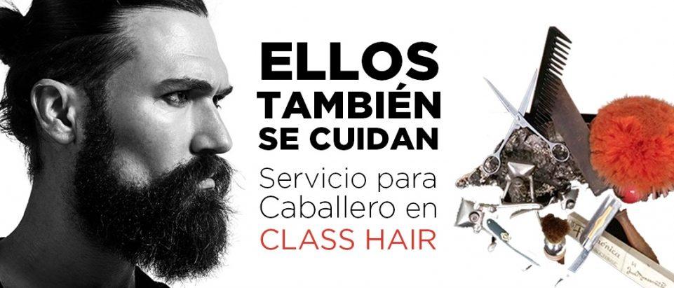 Class hair cuenta con servicio de barbería en Gijón